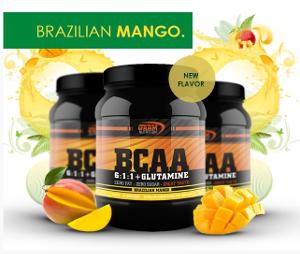 BCAA mango